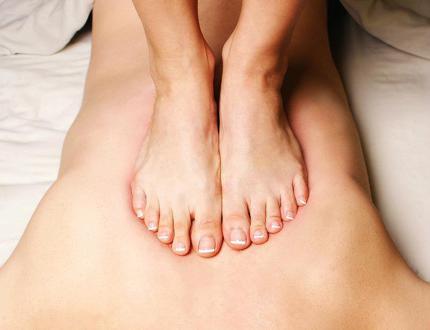 эротический массаж попы